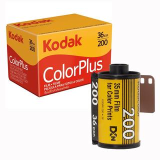 Rollo Kodak Color Plus 200 - 135/36 - Zona Norte Martinez