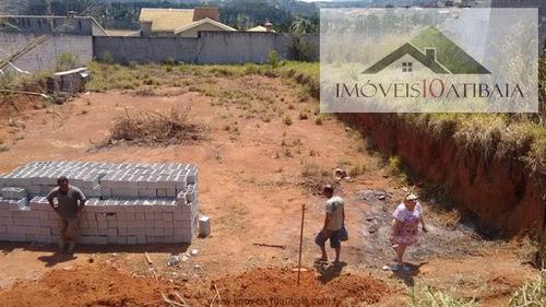 Terrenos À Venda  Em Atibaia/sp - Compre O Seu Terrenos Aqui! - 1452626