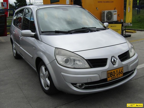Renault Grand Scenic At 2.0 7ps