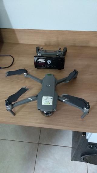 Mavic 2 Zoom + 3 Baterias + Alientech + Case + Vrbox