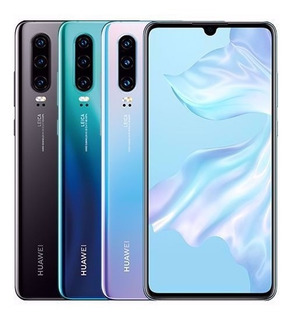 Smartphone Huawei P30 128gb/6gb Global - Vitrine