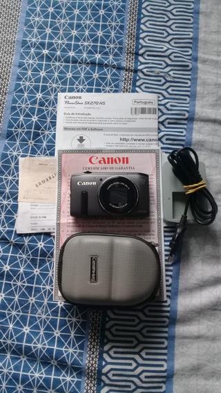 Câmera Canon Powershot Sx270 Hs