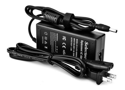 Cable De Corriente Ac Adaptador Cargador 65w Para Dell Inspi