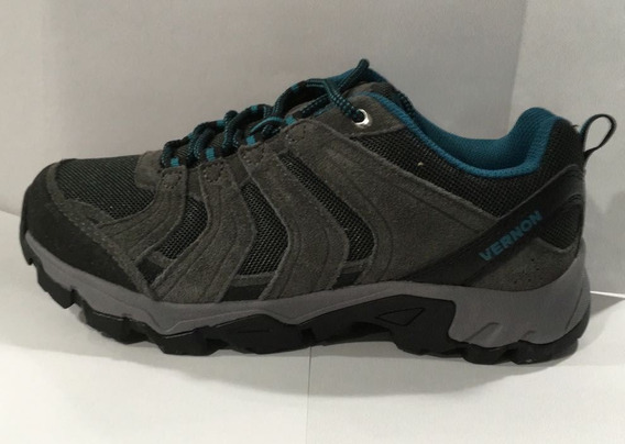 Zapatillas Vernon Timber Dama Waterproof Trekkiing- Sagat