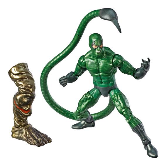 Figura 6 Pulgadas Spider-man Marvel Legends Scorpion