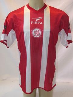 Camisa De Futebol Do Clube Nautico Capibaribe #10 - Finta