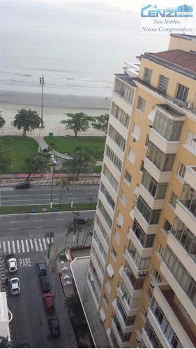 Imagem 1 de 23 de Apartamentos À Venda  Em Santos/sp - Compre O Seu Apartamentos Aqui! - 1328234