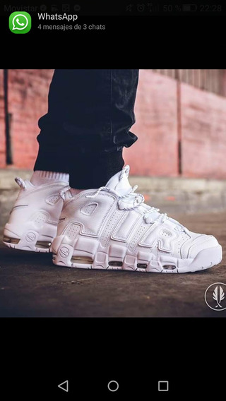 Nike Up Tempo 96 Triple White