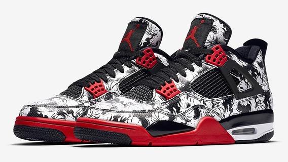 Nike Air Jordan 4 Tatto