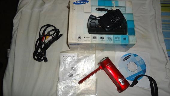 Cámara Filmadora Samsung Modelo Hmx-t10 0n
