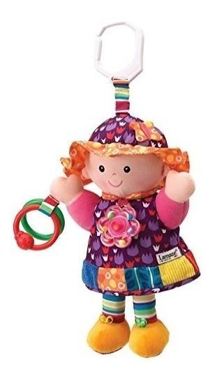 Muñeca Juguete Bebe Estimulación My Friend Emily Rosa Lamaze