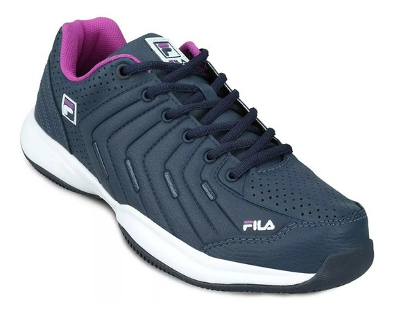 Zapatillas Fila Tenis Mujer Lugano W Gimnasio Padel Tennis
