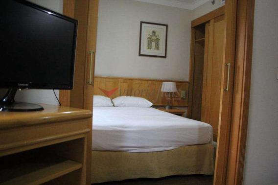 Flat Com 1 Dormitório Para Alugar - Pinheiros - São Paulo/sp - A64209725