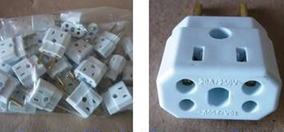 Bob Adaptador 110 / 220 V Universal Para Plugs De 20 Amperes
