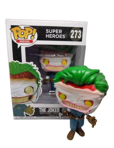 Imagen 1 de 4 de The Joker Death Of The Family Dc Funko Pop! Compatible #273