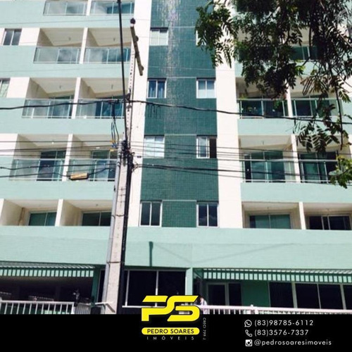 Apartamento Com 2 Dormitórios À Venda, 57 M² Por R$ 297.000 - Manaíra - João Pessoa/pb - Ap3753