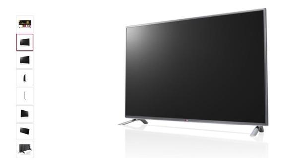Tv Lg Smart 42 Com Defeito Na Placa Led.