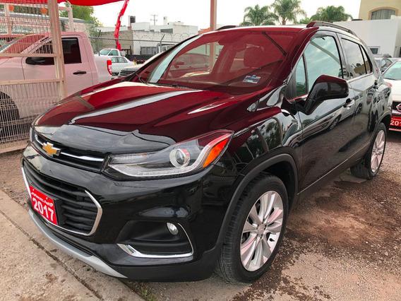 Chevrolet Trax Premier 1.8l 2017 Credito Recibo Auto Financi