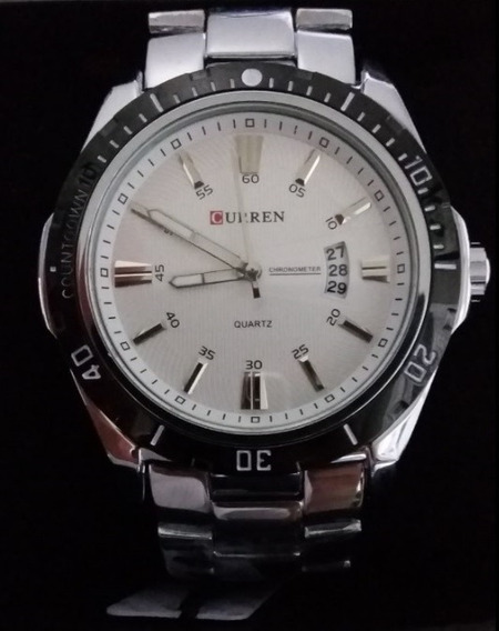 Relógio Curren Masculino - Modelo 8110