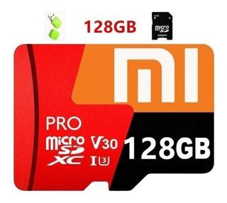Cartão De Memória Xiaomi Microsd 128gb