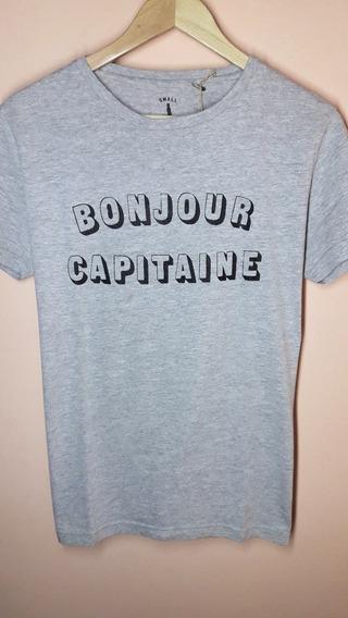 Remera Bonjeaur Capitaine