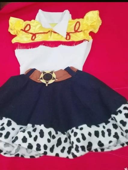 Disfraz De Jessie La Baquerita De Toy Story