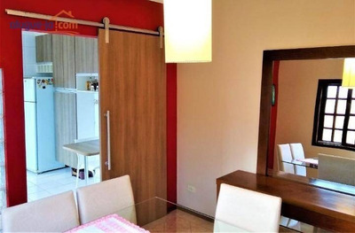 Sobrado Com 3 Dormitórios À Venda, 139 M² Por R$ 350.000 - Jardim Das Indústrias - São José Dos Campos/sp - So0698