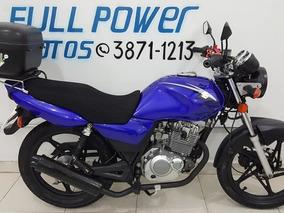 Suzuki Yes 125 Azul 2008