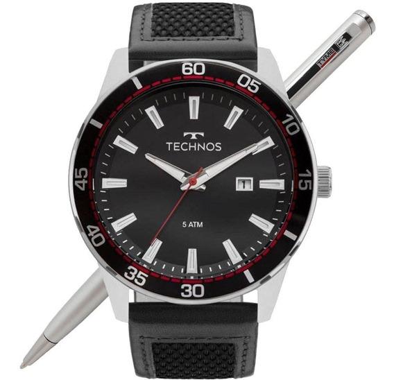 Relógio Technos Masculino Racer 2115mmz/0p - C/ Nota Fiscal