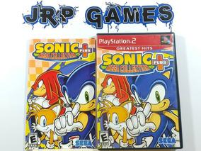 Sonic Mega Collection Plus Original Americano Ps2