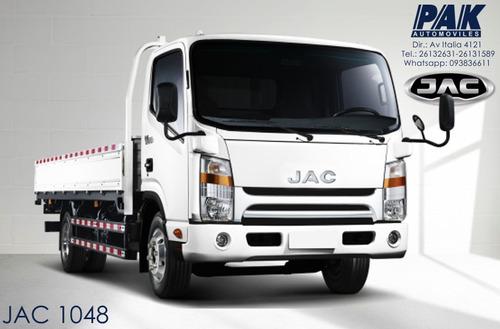 Jac 1048 4.5 Ton. De Carga