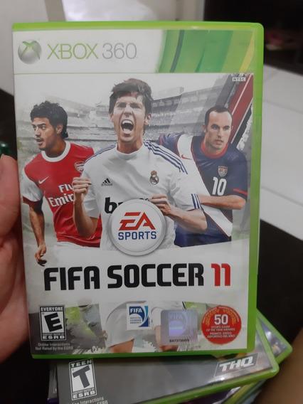 Fifa Soccer 11 Xbox 360