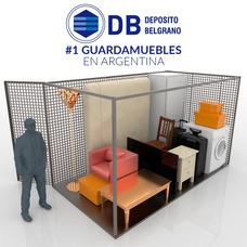 Guardamuebles Y Bauleras En Palermo Deposito Belgrano