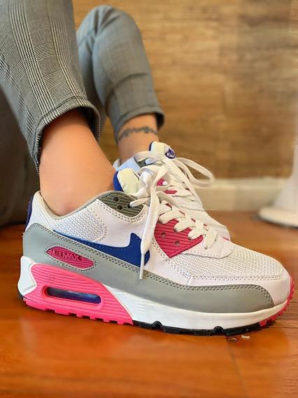 Zapatillas Nike Air Max 90 Últimos Pares! Vienen Sin Caja.