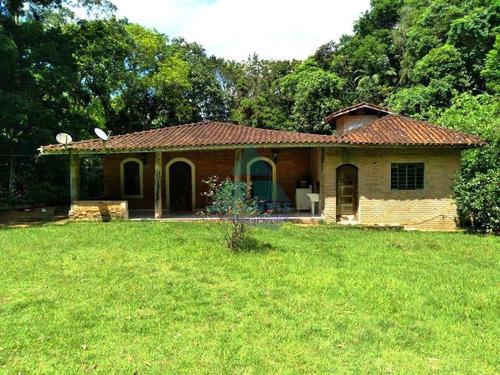 Imagem 1 de 15 de Sítio Para Venda Em Ubatuba, Cahoeira Da Renata, 4 Dormitórios, 1 Suíte, 2 Banheiros, 6 Vagas - 1345_2-1160098