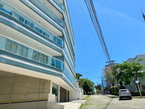 Apartamento Em Centro, Guarapari/es De 136m² 3 Quartos À Venda Por R$ 550.000,00 - Ap908617