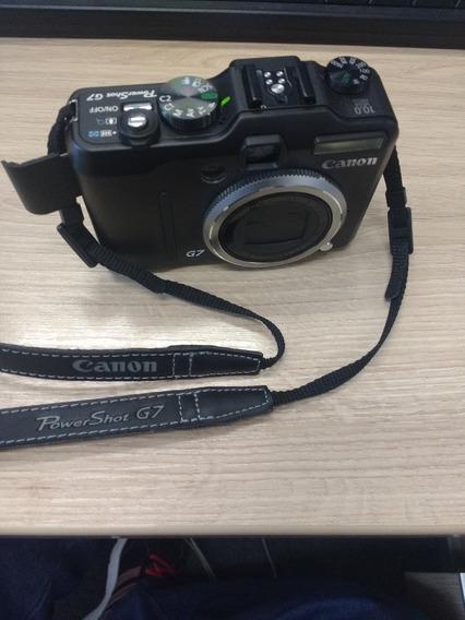 Maquina Fotografica Canon G7 Powershot