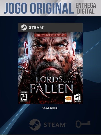 Lords Of The Fallen Pc Digital Deluxe Edition Steam
