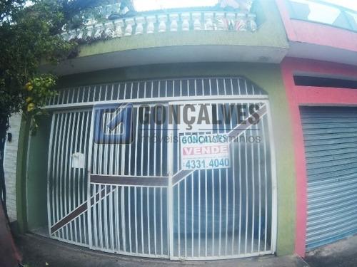 Venda Sobrado Sao Bernardo Do Campo Parque Seleta Ref: 91626 - 1033-1-91626