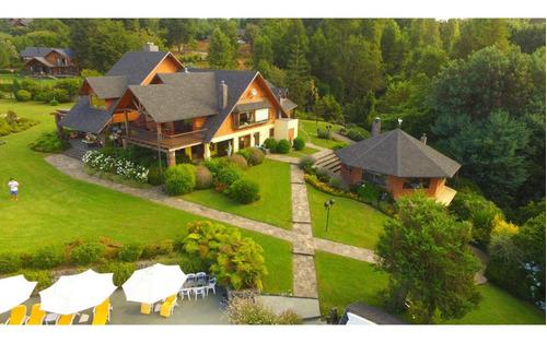 Imagen 1 de 30 de Maravillosa Casa Con Inmejorable Vista Al Volcan Y Lago Vill