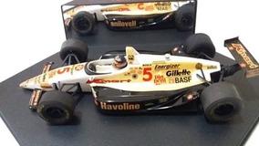 Formula Indy Lola Ford Haas Nigel Mansell 1993 Escala 1:18