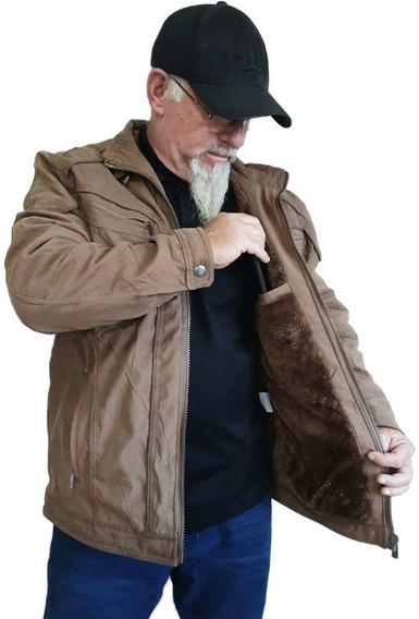 Jaqueta Casaco Masculina Frio Plus Size Extra Grande G1 A G4