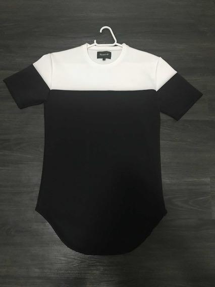 Camiseta Longline Numuo 00