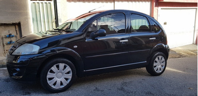 Citroën C3 1.4 8v Exclusive Flex 5p 2009