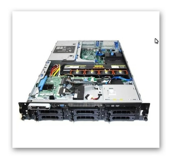 Servidor Dell Poweredge 2950 E5440 2.83ghz 16gb Ram 2 380gb