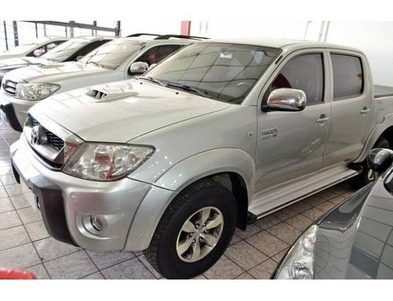 Toyota Hilux 3.0 Srv 4x4 Cd 16v Turbo 2009 Cod:0002