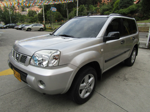 Nissan X-trail Turbo Mt 2200 4x4