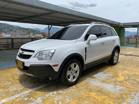 Chevrolet Captiva Sport At 2400cc 4x2 2014