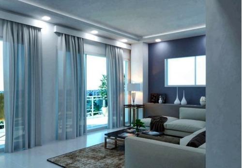 Apartamento En Venta Con Terraza Urbanización Real. - Pva-006-05-21-1