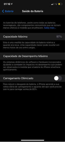 Imagem 1 de 4 de iPhone 11 64gb